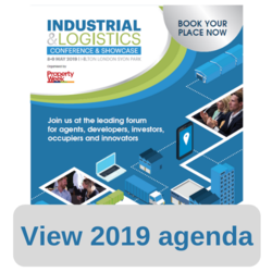 The leading forum for the industrial property and logistics sector