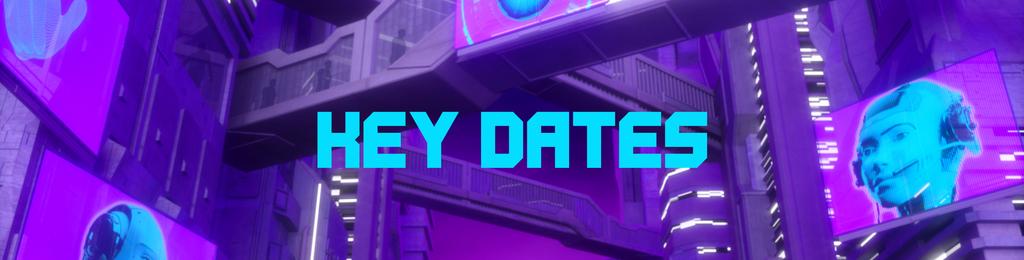 AV Awards 2019 header - Key dates