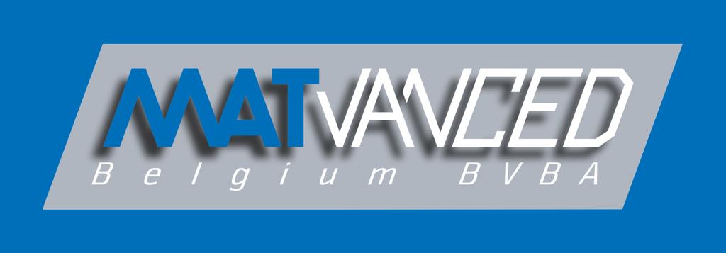 MatVanced Belgium BVBA