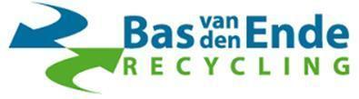 Bas van den Ende Kunststof Recycling