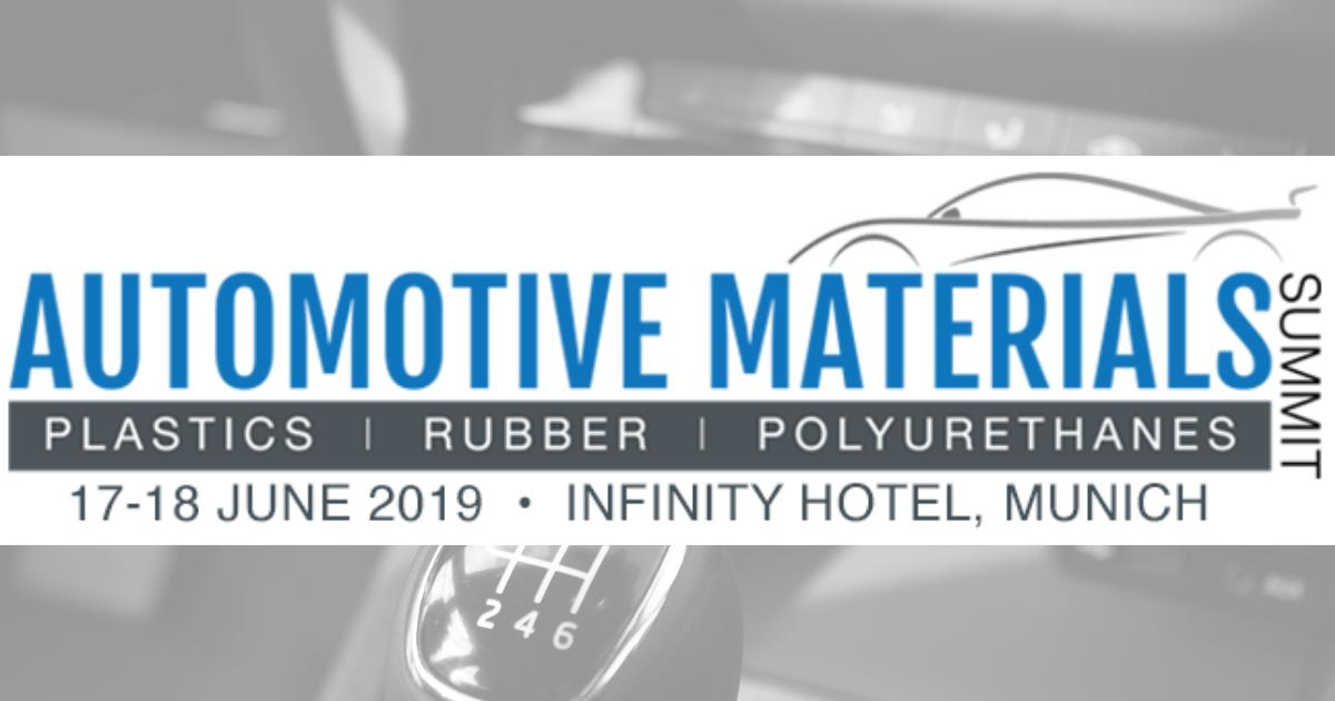 Automotive Materials Summit 2019
