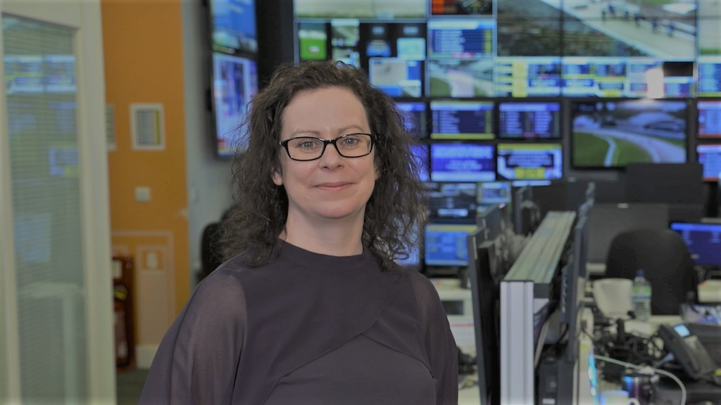 Sarah Lucas, Head of Platforms and Infrastructure, William Hill Plc