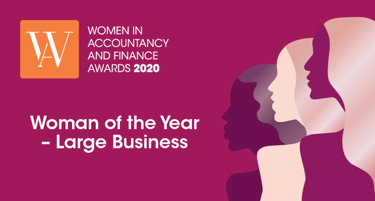 Shortlist details for: Woman of the Year - Large Business