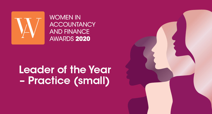 Shortlist details for: Leader of the Year - Practice (small)