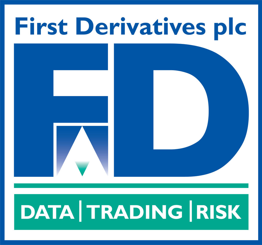 First Derivatives