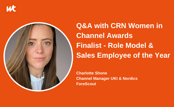 Q&A with CRN Women in Channel Awards Finalist - Role Model & Sales