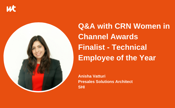 Q&A with CRN Women in Channel Awards SHI Finalist - Technical Employee of the Year