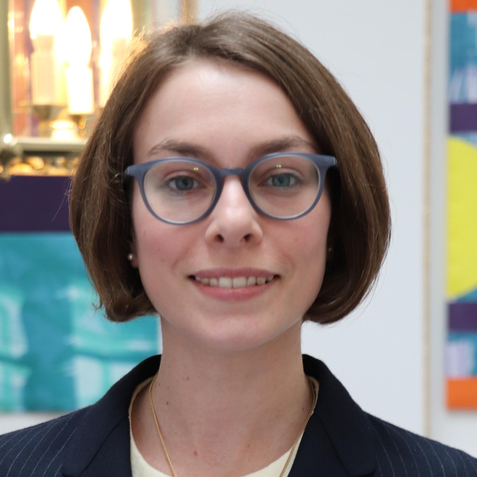 Dr Joanna Thornborough