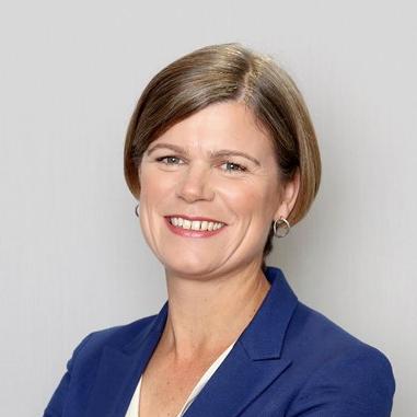 Nicola Shaw CBE