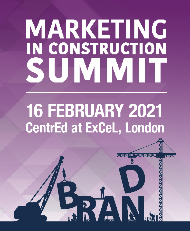 Marketing in Construction Header