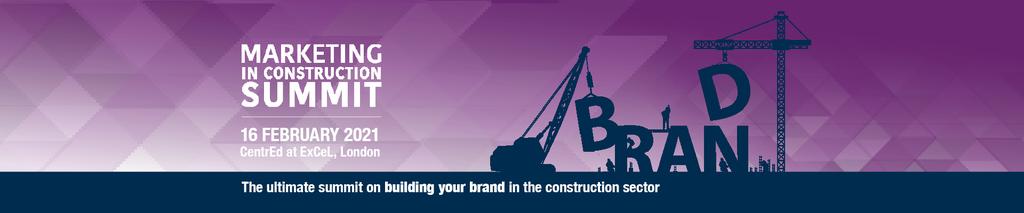 Marketing in Construction Header