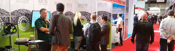 Axion Polymers to showcase recycled polymer grades at Interplas 2020