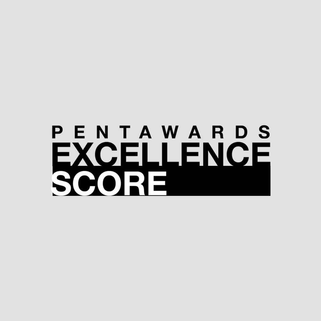 A new initiative for 2019 - Pentawards Excellence Score