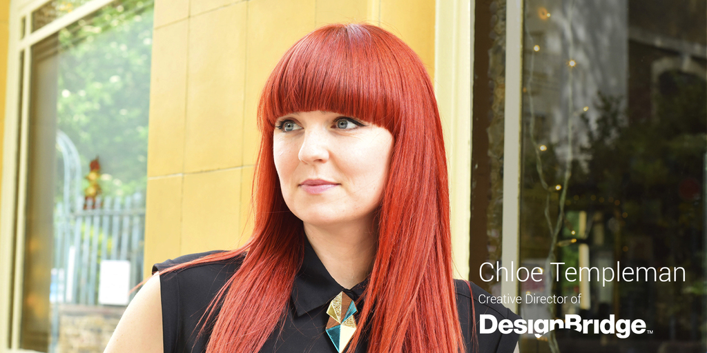 Women in Design - Chloe Templeman, Creative Director for Design Bridge
