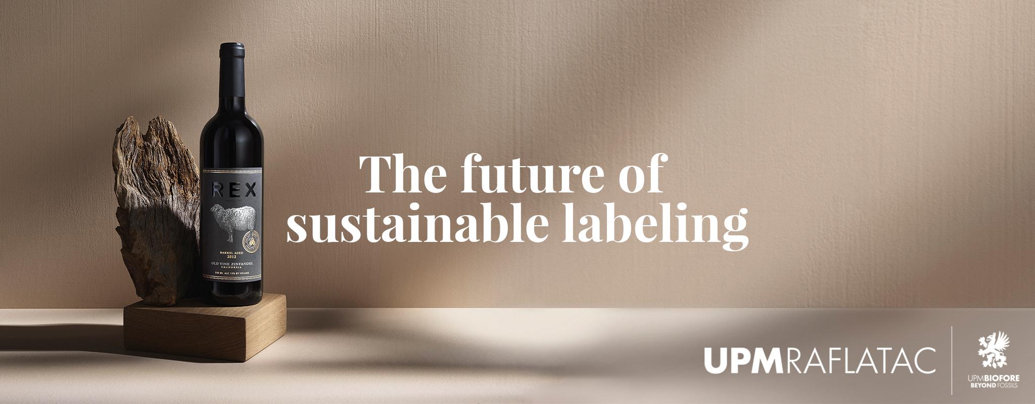 UPM Raflatac - sustainable labeling future