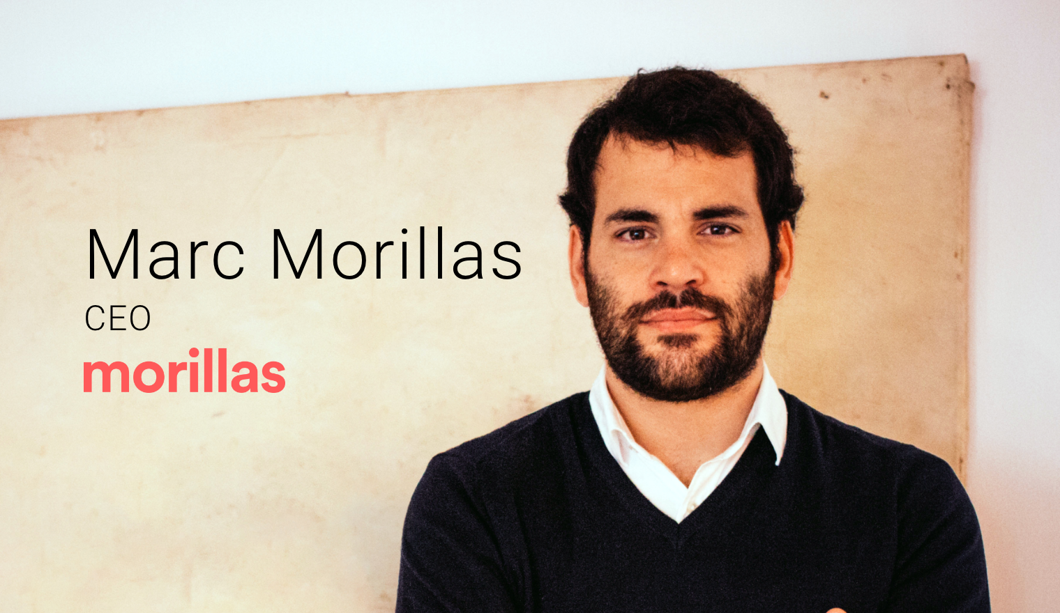 Interview with Marc Morillas, CEO of Morillas branding design agency