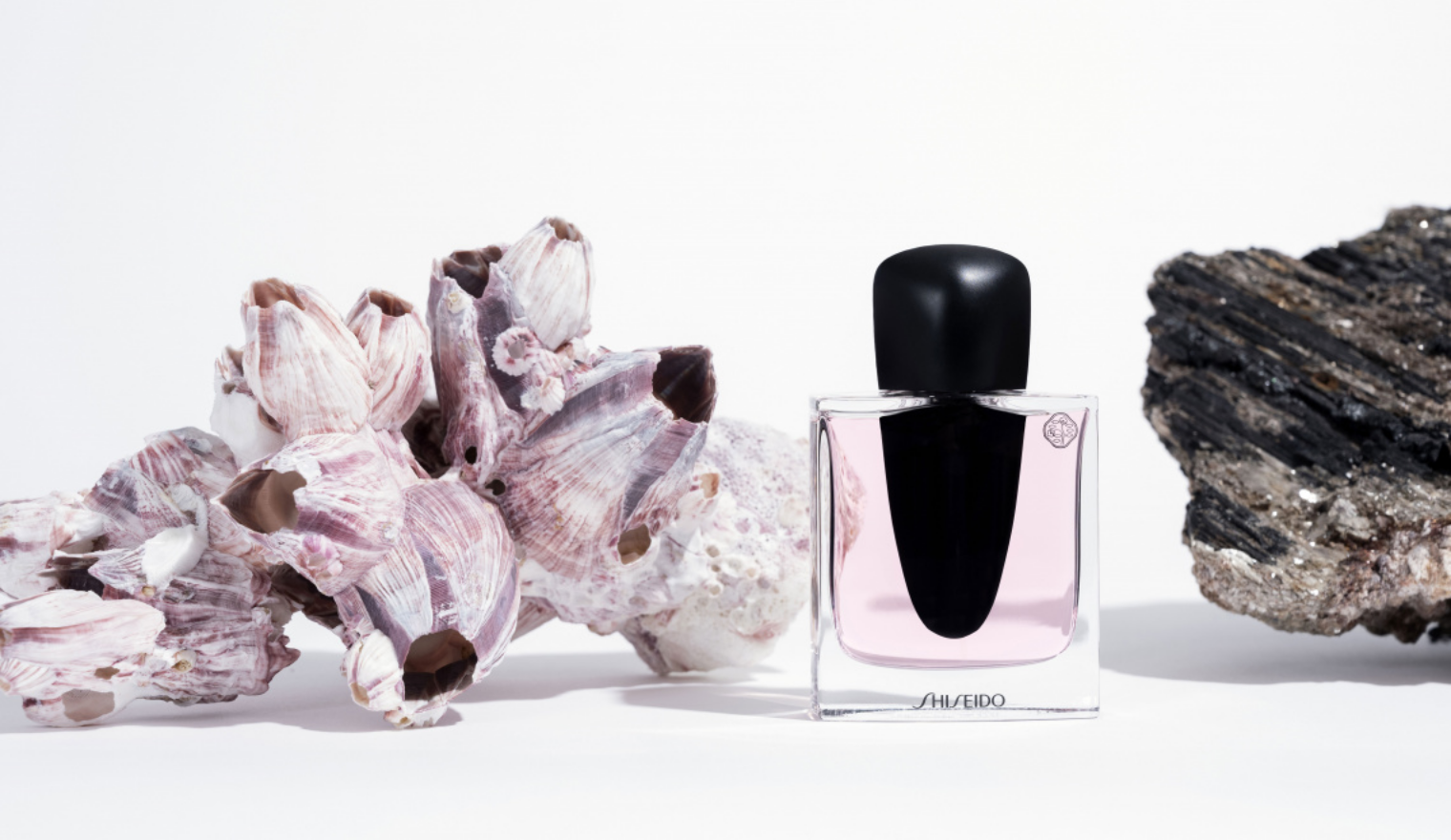 Constance Guisset unveils first perfume bottle design for Shiseido