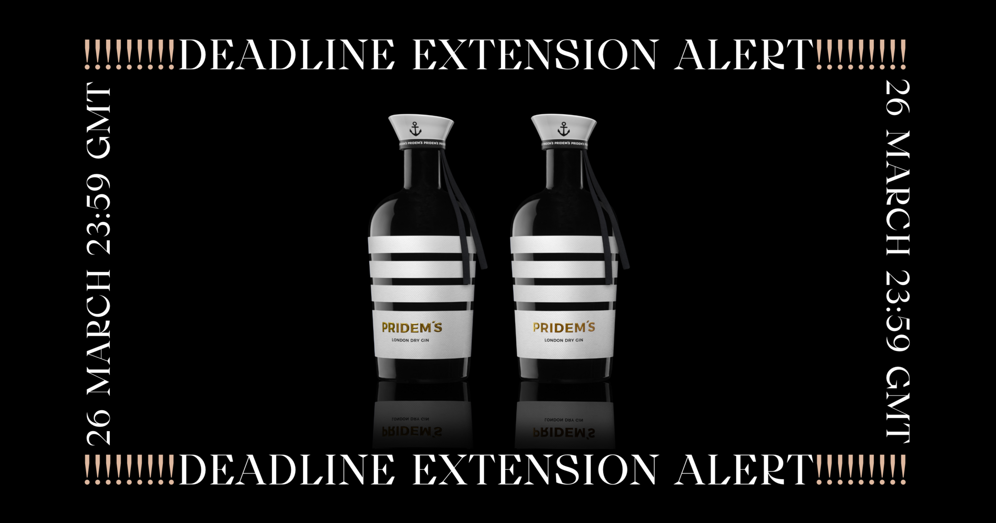 Deadline Extension Announced
