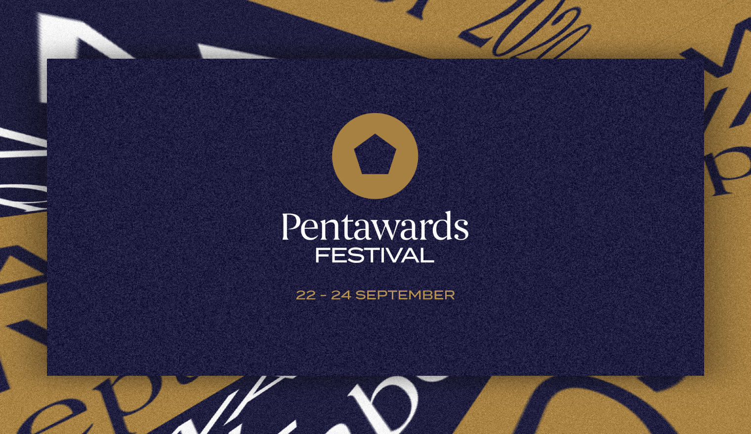 The Pentawards Festival is here!
