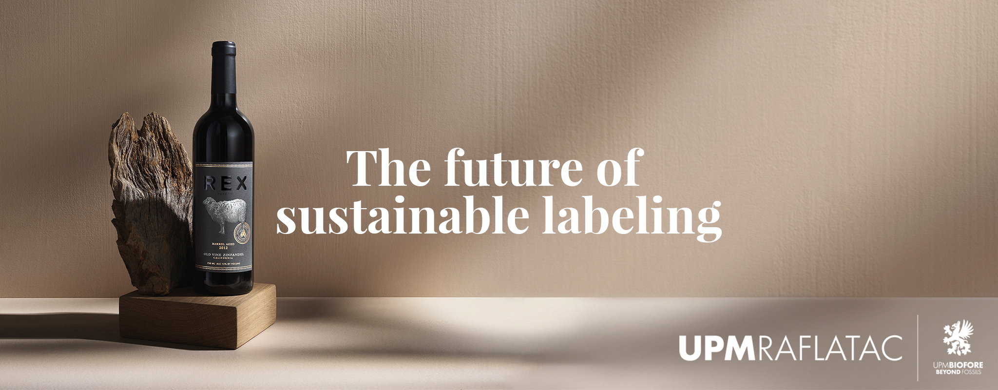UPM Raflatac - sustainable labeling future