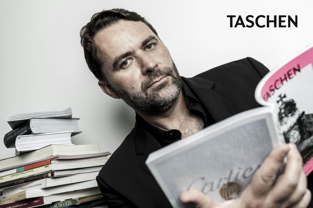 Meet TASCHEN's master of design and creator of The Package Design Book series