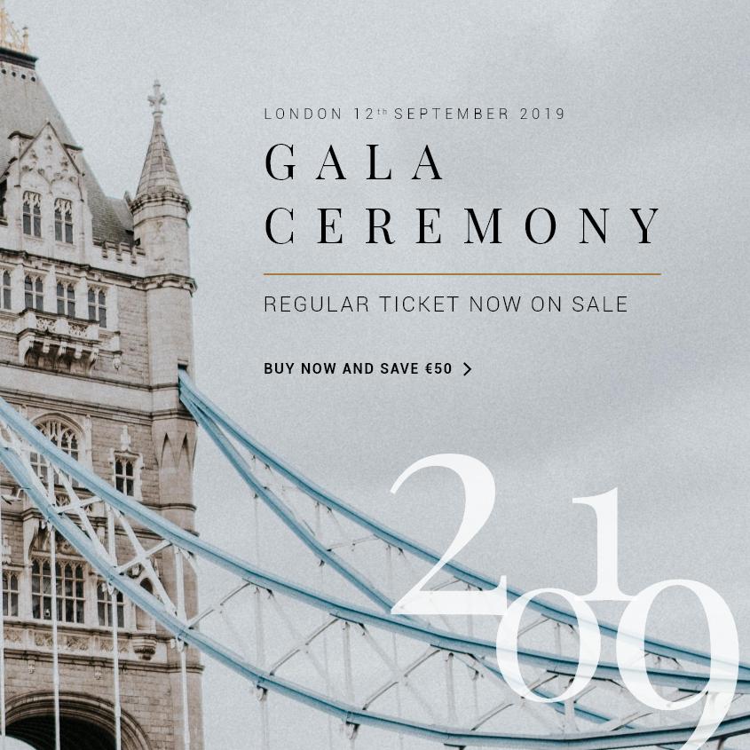 Gala ceremony temp