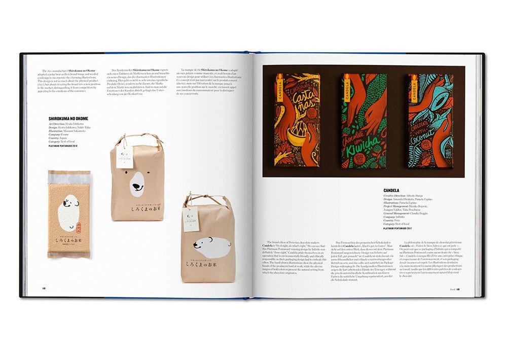 Pentawards The Package Design Book