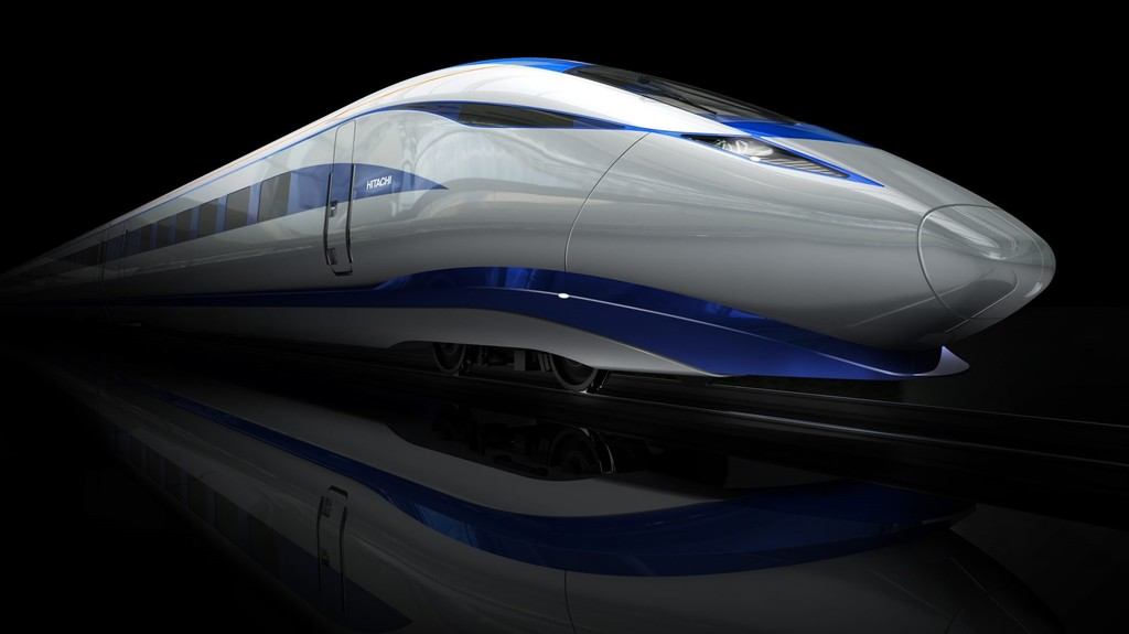 The Top 5 Sexiest Trains of the Future