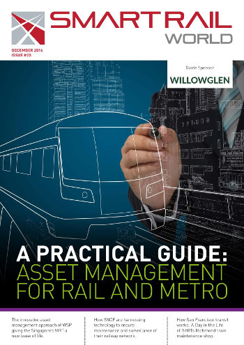 A Practical Guide to Asset Management for Rail and Metro - published today!
