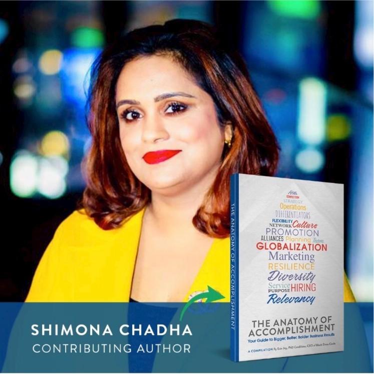 Shimona Chadha