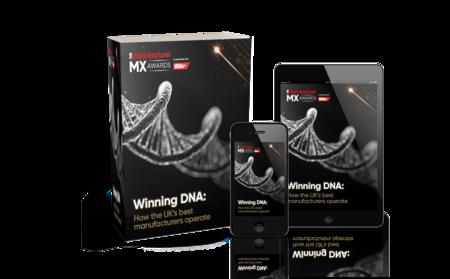 DNA ebook cover