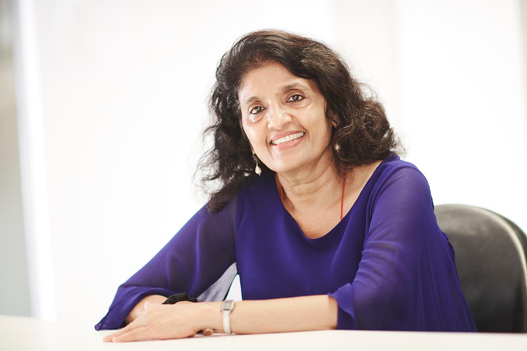 Seetha Kumar - ScreenSkills