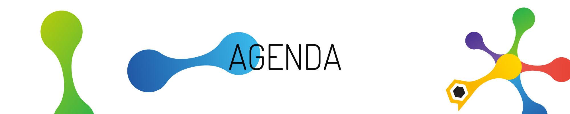Agenda header