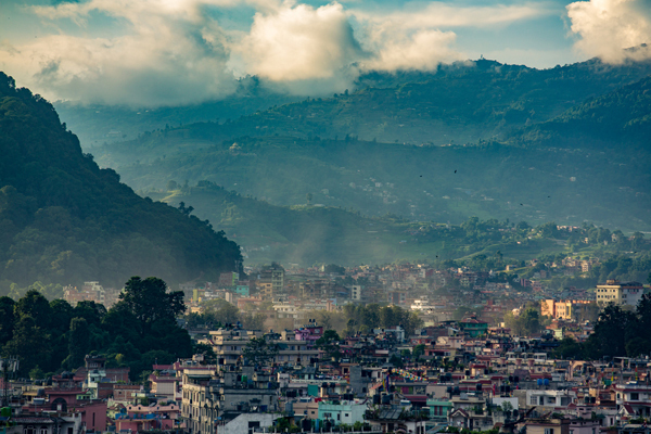 Nepal hails 'remarkable' post-earthquake growth