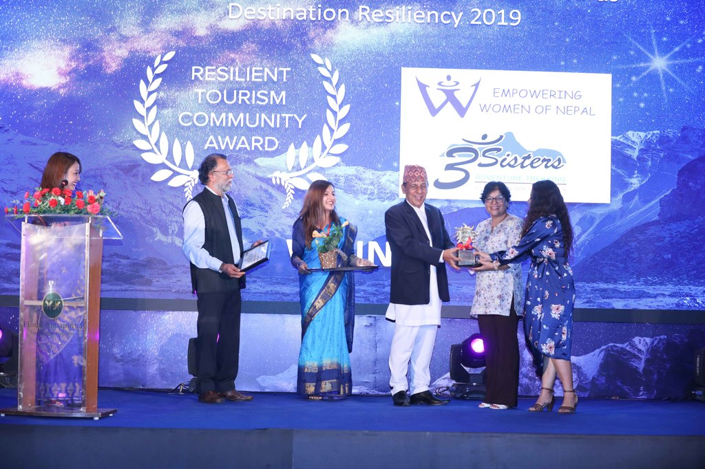 Asian Resilience Summit IIPT Destination Award winners announced