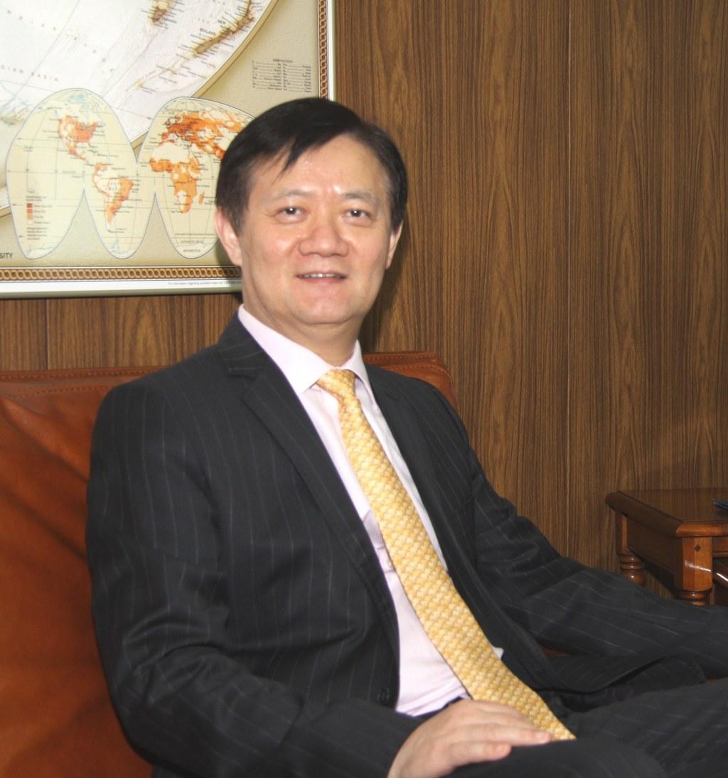 H.E. Jing Xu