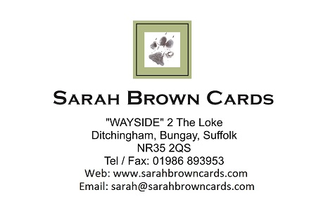 Sarah Brown Cards